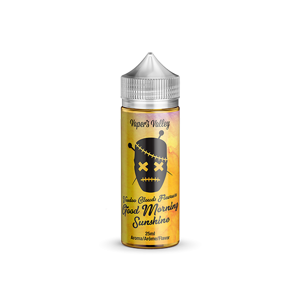 Voodoo Clouds Flavours Good Morning Sunshine