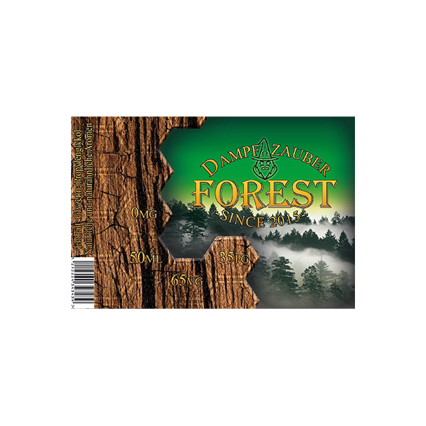 Dampfzauber Forest 50 ml