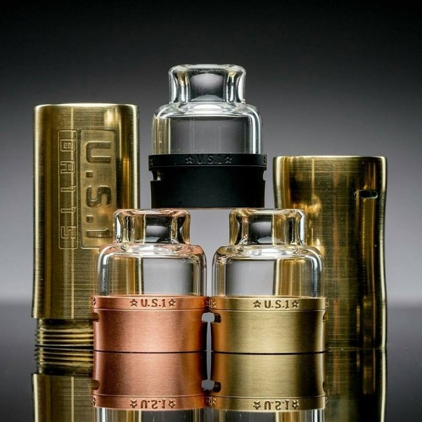 Trinity Glass Tank U.S.1 Atty