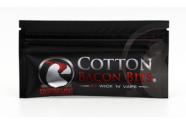 Wick N Vape Cotton Bacon Bits