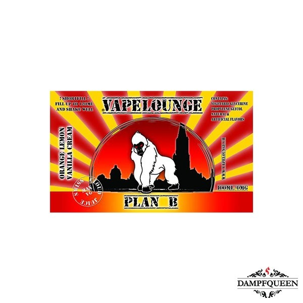 Vapelounge Cloud Juice Plan B