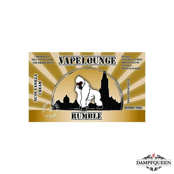Vapelounge Cloud Juice Rumble