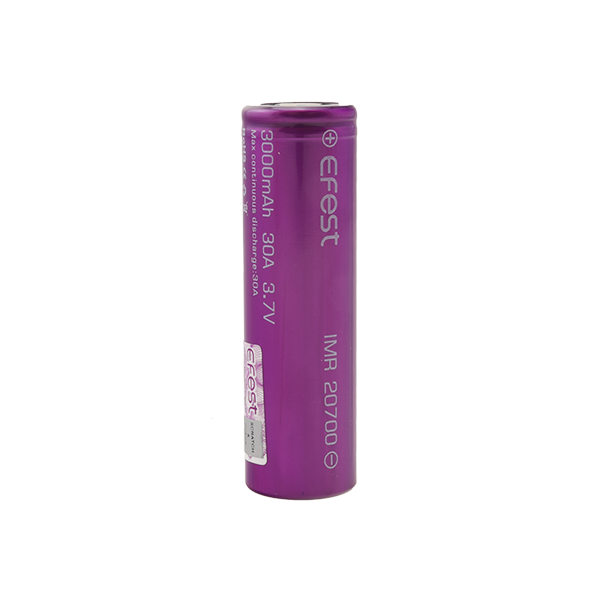 Efest IMR 20700 3000 mAh Purple
