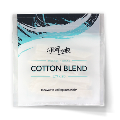FiberFreaks - Cotton Blend 20 wicks