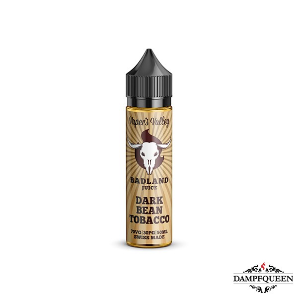 Badland Dark Bean Tobacco Shortfill Liquid