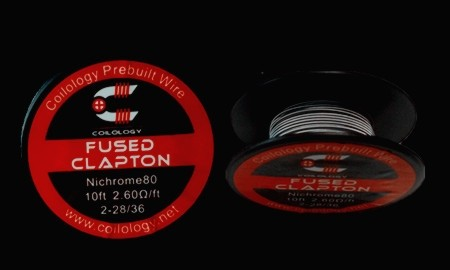 Coilology Fused Clapton Draht NiCr
